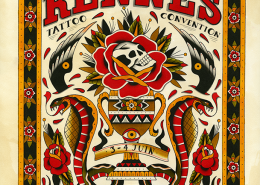 Rennes Tattoo Convention 3/4 juin
